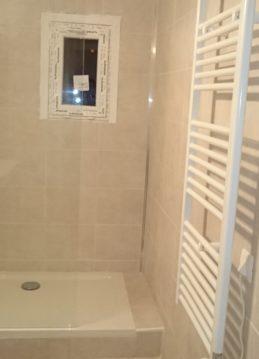 Carrelage salle de bain Olivet